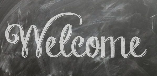 About IT Investor: Welcome written on a chalkboard
