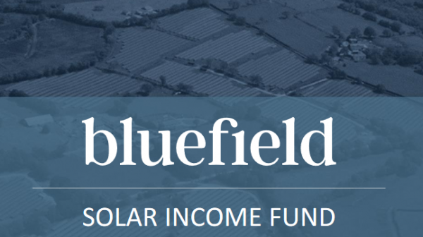 Bluefield Solar Income Fund