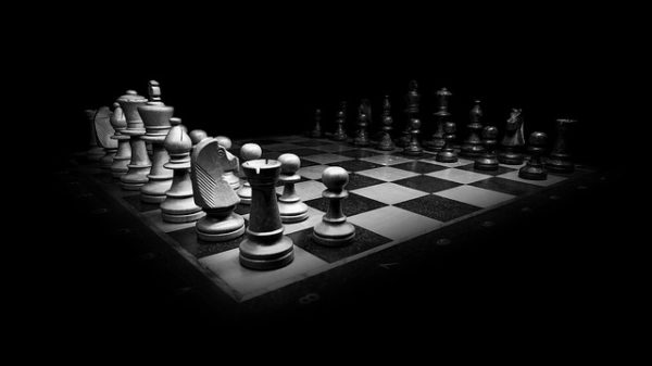 Investing strategy: a chess board