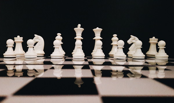 Rights & Issues Investment Trust, Chess pieces on a chess board, Photo by sk on Unsplash