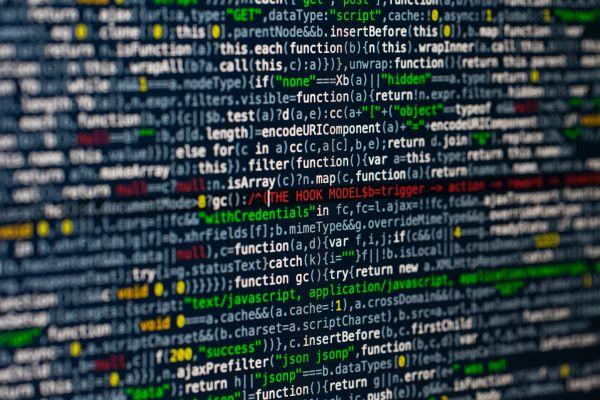 HgCapital Trust: Computer code, Photo by Markus Spiske on Unsplash